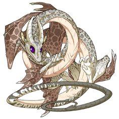 Kierre Flight Rising, How To Train Dragon, Spiral, Dragons, Magic, Games, Art, Art Background, Kunst