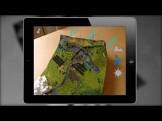 Augmenting a Physical Maquette with ARmedia Augmented Reality 3D Tracker