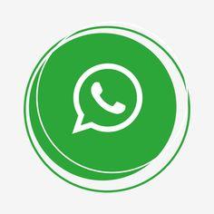 Logotipo De Icono De Whatsapp Logotipo De Whatsapp Icono De Whatsapp, Icono De Whatsapp, Whatsapp Logo, Whatsapp PNG y Vector para Descargar Gratis Social Network Icons, Social Media Icons, Instagram Logo, Facebook Instagram, Whatsapp Png, Logo Facebook, App Icon Design, Cv Design, Youtube Logo