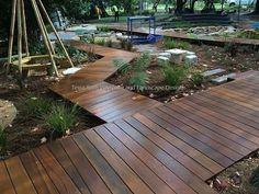 Tessa Rose Natural Playspaces Blogspot: Latest completed project 2015 - Sans Souci Community Pre-School