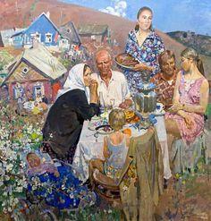 Савинов Глеб Александрович - «День Победы» 1972-1975.