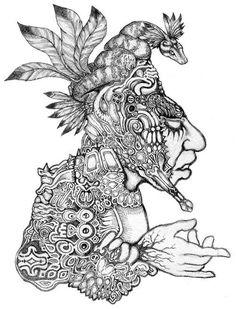 Mitologia :: Kukulkan-Quetzalcoatl-Gukumatz.jpg picture by sinnlitx - Photobucket