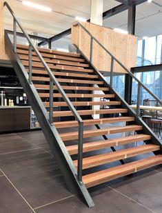 Stalen trap - Industrieel - Kesselaar Special Metals