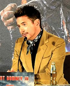 Robert Downey Jr. is Amazing!!!