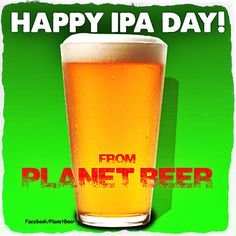 Happy IPA Day!  #IPADay #Beer
