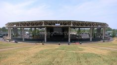 Klipsch Music Center, Noblesville IN - Seating Chart View - We have tickets to all shows!