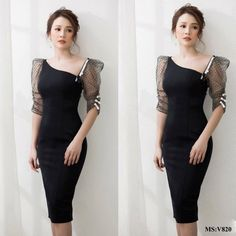 New Dress Long Casual Patterns 46 Ideas Casual Dress Outfits, Casual Summer Dresses, Modest Dresses, Trendy Dresses, Tight Dresses, Chic Outfits, Nice Dresses, Fashion Dresses, Girls Dresses