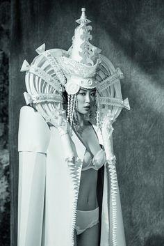 Asya Kozina, maestría para convertir el papel en arte  8