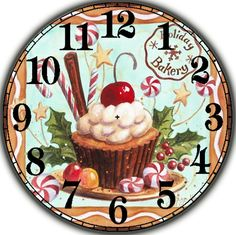 VK is the largest European social network with more than 100 million active users. Clock Craft, Diy Clock, Decoupage Vintage, Decoupage Paper, Clock Printable, Clock Flower, Decoupage Printables, Victorian Pictures, Diy Backpack