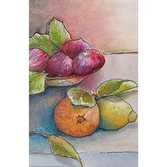 Watercolor Paintings, Fotografia, Water Colors, Watercolour Paintings, Watercolor Painting