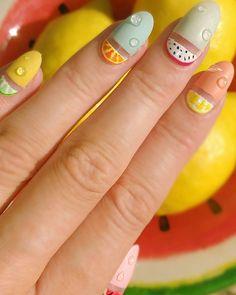 Summer Nail Trends: 30+ Refreshing Fruit Nail Arts