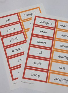 Elementary Observations: The Logical Adverb Game