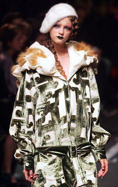 John Galliano Fall 2005 Ready to Wear