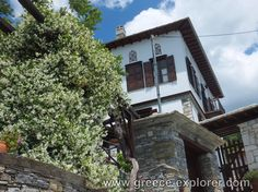 Village Makrinitsa in Mount Pelion Greece, Explore, Places, Lugares, Greek, Exploring