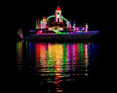 Christmas Boat Parade Ideas.35 Best Boat Parade Ideas Images Boat Parade Boat Boat