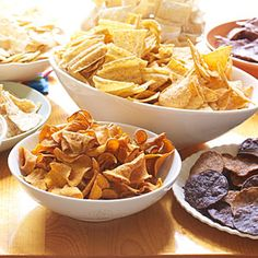 10 Perfect-For-Summer Vegetable Side Dishes Top 10 Healthy Chips 10 homemade healthy dressings Power Snacks With 10 Grams of Protein or More. Healthy Chips, Healthy Snacks, Healthy Eating, Healthy Recipes, Clean Eating, Healthier Desserts, Healthy Appetizers, Skinny Recipes, Eating Well