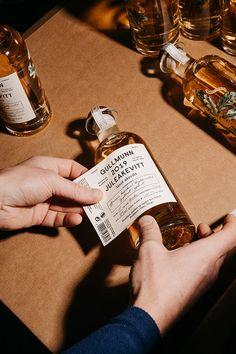 Label Design, Packaging Design, Web Design, Form Design, Illustration Techniques, Perfume, Bottle Packaging, Get Excited, Grafik Design