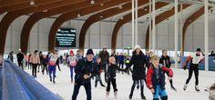Geen betere plek om te schaatsen dan in Friesland, toch? Overnacht in 4-sterren WTC Hotel Leeuwarden en ontvang toegangstickets voor de fonkelnieuwe schaatsbaan: Elfstedenhal.