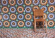Oriente, Marocco, Africa : il bagno in stile etnico del 2017