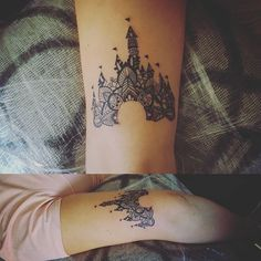 #tattoo #alicante #tattoos #tattooed #tinta #ink #disneytattoo #disneycastle #tattoocastle #ezrotarymachine #vikingink #EZtattoo #eztattoo