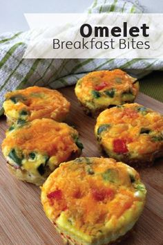 Whether you're looking for a quick on-the-go breakfast for your busy teenagers or an easy meal for your little ones, Omelet Breakfast Bites are the way to go. With a tater tot base and a cheesy ham, pepper, and egg filling, they will be devoured in minutes—so wrap a few in Bounty Paper Towels and get your day started.
