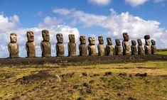 800 лет назад коренные американцы контактировали с полинезийцами