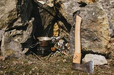 Leather axe handle cover