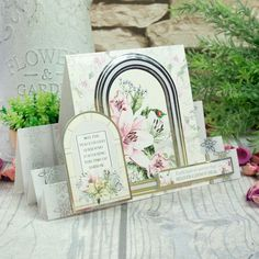 Cards & Projects from Hunkydory's Forever In Our Hearts Collection featuring heartfelt words of sympathy and support. Words Of Sympathy, Sympathy Cards, Stepper Cards, Hunkydory Crafts, Heart Print, Handmade Cards, Floral Arrangements, Cardmaking, Card Ideas