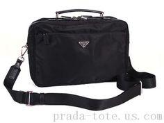 Luxury #Prada BR2267 Bags in Black onnline sale