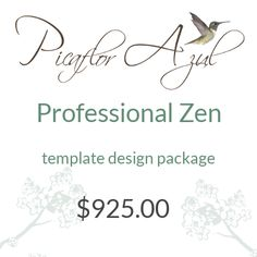 Have you heard about our new Professional Zen Cart Template Design Package?  Click through, or visit www.picaflor-azul.com for more info.