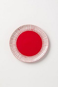 Bright plates on walls