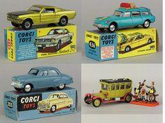 pre-production variants Corgi Toys, Pre Production, Collector Cars, Old Toys, Vintage Toys, Hot Wheels, Diecast, Childhood, Corgis