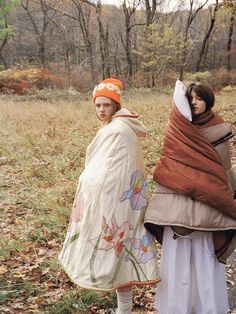 """foudre: """" """"Red October"""" Out of Order Fall/Winter Holly Rose Emery & Grace Hartzel by Chad Moore styled by Rich Aybar """" Celine, October Fashion, Quirky Fashion, Women's Fashion, Go Camping, Camping Hacks, Outdoor Camping, Editorial Fashion, Cute Dresses"""