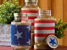 These 6 patriotic ideas will serve you well for any red, white, and blue holiday! Three cheers for the good ol' USA!