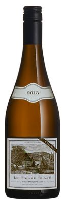 2013 Le Cigare Blanc Réserve (en bonbonne) - 55% Roussanne, 26% Grenache Blanc, 19% Picpoul - Arroyo Seco - November 2015 DEWN Release -  This is the fourth iteration of Le Cigare Blanc Réserve, and we continue to learn more about the mysteries of élevage in glass demijohn. #bonnydoonvineyard #DEWN #lecigareblanc #wineclub