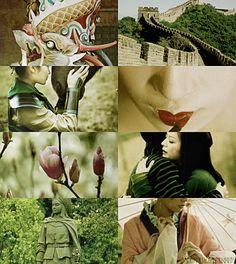 """Fairy Tale Picspam """" Hua Mulan """""""
