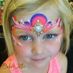Mask Painting, Body Painting, Princess Face Painting, Piercings, Face Paint Makeup, Kids Makeup, Henna Art, Skin Art, Painting For Kids