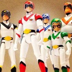 Voltron Force !!!