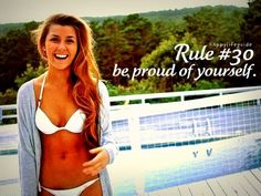 happiness quotes: be proud of yourself