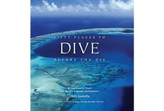 I absolutely want to do some of these places... I've always wanted to go scuba diving