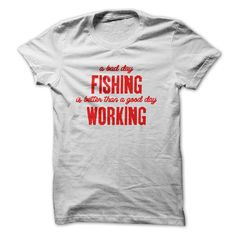 Fishing vs. Work Fis