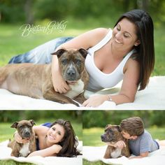 Joy Session | Celebrating Savannah | Pit Bull | Cleveland, Ohio | Brittany Gidley Photography LLC