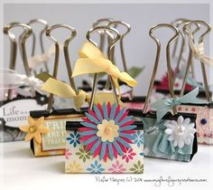 picture holder. What a great and creative idea!-- Could also be used as a place holder! :-).