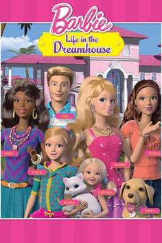 Watch Barbie: Life in the Dreamhouse Watch Movies and TV Series Stream Online Barbie And Her Sisters, Dreamhouse Barbie, Barbie Theme, Barbie Party, Barbie Style, Barbie Life, Barbie Dream House, Barbie Skipper, Beer