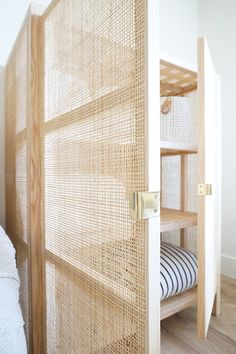 IKEA STOCKHOLM 2017 cabinet Made from rattan and ash, natural materials that age with grace. Ikea Stockholm, Stockholm 2017, Bedroom Hacks, Ikea Bedroom, Home Furniture, Furniture Design, Diy Home Decor, Room Decor, Interior Design