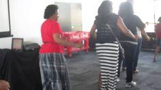 A wobble dance breaks out during the 2013 Reunion Workshop in Brimingham AL Wobble Dance, Visitors Bureau, Birmingham Alabama, Planners, Workshop, Birmingham, Atelier, Address Books