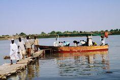 shore, Tuti Island, Sudan