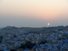 #Day 5 to 6 - Into the blue : Jodhpur. It's not about the places you visit. It's about the people you meet. And that pretty much sums up everything Check the full post at https://www.facebook.com/srijalism/posts/497107143809977