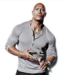 Dwayne Johnson More