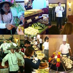 Still recovering from our relaunch #hangover as we treated our guests to pusô weaving 101 signature dishes speeches from gracious special guests of honor a handful of cultural performances the liveliest percussion group and even more delicious food! Thank you for last night everyone! #unveil #whenincebu #pusobistro #buffet #pusoflavorsatquest